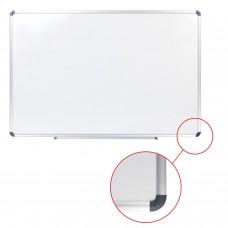 Доска магнитно-маркерная (45х60 см), алюминиевая рамка, ГАРАНТИЯ 10 ЛЕТ, STAFF, 235461