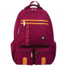 """Рюкзак BRAUBERG для старшеклассников/студентов/молодежи, """"Джерси"""", 27 литров, 46х31х14 см, 226347"""