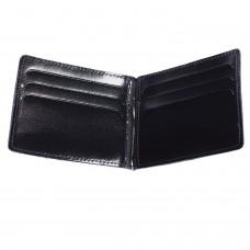 """Зажим для купюр BEFLER """"Classic"""", натуральная кожа, тиснение, 120х86 мм, черный, Z.6.-1"""