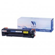Картридж лазерный NV PRINT (NV-045HC) для CANON MF635 / LBP611/ 613, голубой, ресурс 2200 страниц