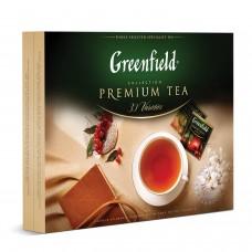 Чай GREENFIELD (Гринфилд), набор 30 видов, 120 пакетиков в конвертах, 231,2 г, 1074-08