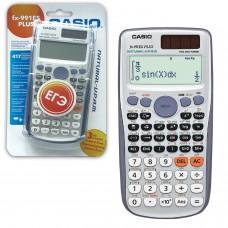Калькулятор инженерный CASIO FX-991ESPLUS-SBEHD (162х80 мм), 417 функций, двойное питание, сертифицирован для ЕГЭ