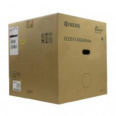 МФУ лазерное KYOCERA M2640idw (принтер, сканер, копир, факс), A4, 40 стр./мин, 50000 стр./мес., АПД, ДУПЛЕКС, Wi-Fi, сетевая карта, 1102S53NL0