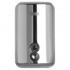 Диспенсер для жидкого мыла BXG antivandal, наливной, нержавеющая сталь, 1 л, BXG SD H1-1000