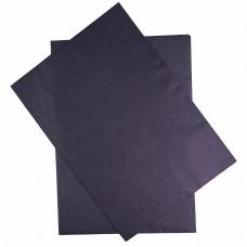 Бумага копировальная (копирка), фиолетовая, А4, папка 100 листов, STAFF, 126526