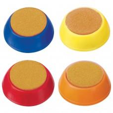 Губка для кассира СТАММ круглая, УП02