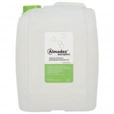 Антисептик кожный дезинфицирующий спиртосодержащий (63%) 5 л АЛМАДЕЗ-ЭКСПРЕСС, готовый раствор, АЭ-506