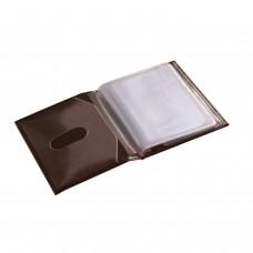 """Бумажник водителя BEFLER """"Classic"""", натуральная кожа, тиснение, 6 пластиковых карманов, коричневый, BV.25.-1"""