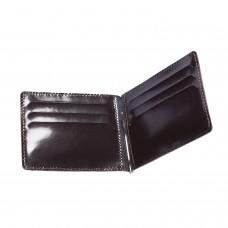 """Зажим для купюр BEFLER """"Classic"""", натуральная кожа, тиснение, 120х86 мм, коричневый, Z.6.-1"""