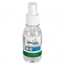 Антисептик кожный дезинфицирующий спиртосодержащий (63%) с распылителем 100 мл АЛМАДЕЗ-ЭКСПРЕСС, готовый раствор, АЭ-501