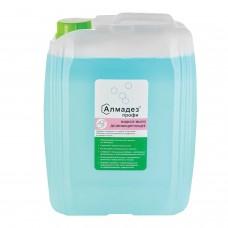 Мыло жидкое дезинфицирующее 5 л АЛМАДЕЗ-ПРОФИ, с пролонгированным антимикробным эффектом, МАП-87