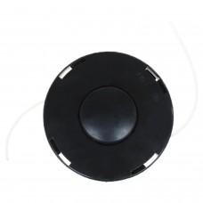 Головка для триммера, полуавтоматическая, леска 2,4 мм х 3 м, сечение - круг, HUTER GTH, 71/2/9