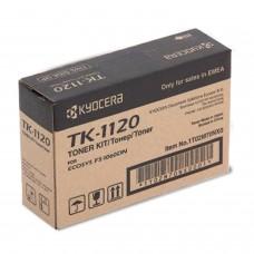 Тонер-картридж KYOCERA (TK-1120) FS1060DN/1025MFP/1125MFP, оригинальный, ресурс 3000 стр., 1T02M70NX1
