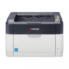 Принтер лазерный KYOCERA FS-1060DN, А4, 25 стр./мин., 15000 стр./мес., ДУПЛЕКС, сетевая карта, без кабеля USB, 1102M33RU2