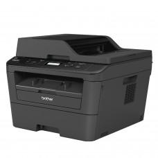 МФУ лазерное BROTHER DCP-L2540DNR (принтер, копир, сканер), А4, 30 стр./мин, 10000 стр./мес., ДУПЛЕКС, АПД, с/к (б/к USB)