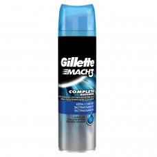 """Гель для бритья 200 мл, GILLETTE (Жиллет) Mach3, """"Успокаивающий кожу"""", для мужчин"""