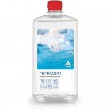 Антисептик кожный дезинфицирующий спиртосодержащий (15%) 1 л НИКА-ТЕТРАСЕПТ, готовый раствор, КА-00001373