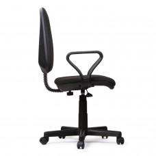 """Кресло """"Prestige"""", с подлокотниками, черное"""