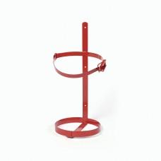 Кронштейн ТВ2, настенный/транспортный, с защелкой, для огнетушителей ОП-2, d-110 мм, ЯРПОЖ, 0198, УТ-00000198