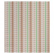 Индикатор стерилизации ВИНАР МЕДИС 120/45, комплект 2000 шт., с журналом, 28