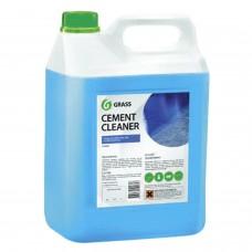 Средство для уборки после строительства 5,5 кг GRASS CEMENT CLEANER, кислотное, концентрат, 125305