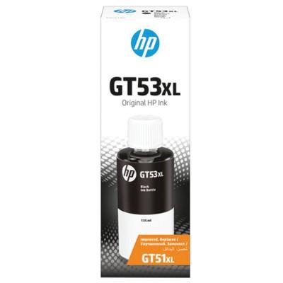 Чернила HP GT53XL (1VV21AE) для InkTank 315/410/415, SmartTank 500/515/615, черные, оригинальные, 135 мл