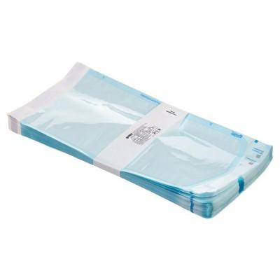 Пакет комбинированный самоклеящийся ВИНАР СТЕРИТ, комплект 100 шт., для ПАРОВОЙ/ГАЗОВОЙ стерилизации, 200х400 мм, 32