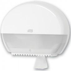 Диспенсер для туалетной бумаги TORK (Система T2) Elevation, mini, белый, 555000