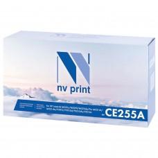 Картридж лазерный NV PRINT (NV-CE255A) для HP LJ M525dn/525f/M521dw/521dn, ресурс 6000 страниц