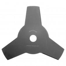 Нож для триммера, d-255 мм, 3 лопасти, европодвес, HUTER GTD-3T, 71/2/10