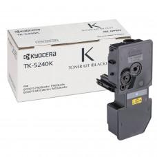 Тонер-картридж KYOCERA (TK-5240K) P5026cdn/w/M5526cdn/w, ресурс 4000 стр., цвет черный, оригинальный, 1T02R70NL0