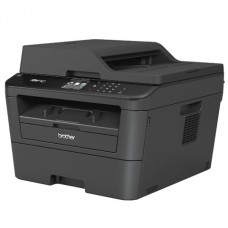 МФУ лазерное BROTHER MFC-L2720DWR (принтер, копир, сканер, факс), А4, 30 стр./мин, 10000 стр./месяц, ДУПЛЕКС, АПД, LCD, Wi-Fi, с/к (б/к USB), MFCL2720DWR1