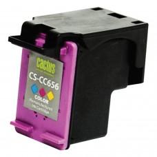 Картридж струйный CACTUS (CS-CC656) для HP OfficeJet J4580/J4660/J4680, цветной, ресурс 360 стр.