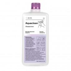 Антисептик кожный дезинфицирующий бесспиртовой 1 л АКВАКЛИН, готовый раствор, крышка