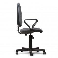 """Кресло """"Prestige"""", с подлокотниками, серое"""