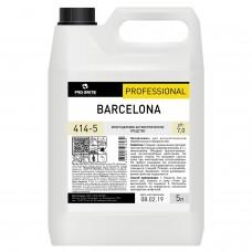 Антисептик кожный дезинфицирующий бесспиртовой 5 л PRO-BRITE BARCELONA, готовый раствор, 414-5