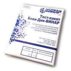 Индикатор стерилизации БОВИ-ДИК-ВИНАР, комплект 6 шт., без журнала