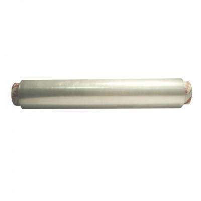 Пленка пищевая ПЭ, 300 мм х 200 м, белая, 6 мкм, 210-003