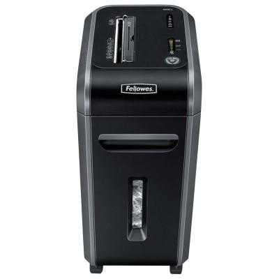 Уничтожитель (шредер) FELLOWES 90S, 2 уровень секретности, полоски 5,8 мм, 18 листов, 34 л, FS-46901