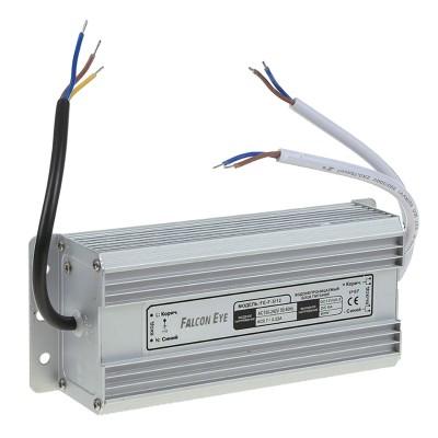 Блок питания FALCON EYE FE-F-5/12 уличный IP67, входное напряжение 90-264 В, выходное 12 В, номинальный ток 5 A, 00-00110278