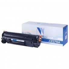 Картридж лазерный NV PRINT (NV-CE278A) для HP LaserJet P1566/1606DN, ресурс 2100 стр.