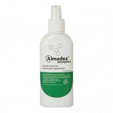 Антисептик кожный дезинфицирующий спиртосодержащий (63%) с распылителем 250 мл АЛМАДЕЗ-ЭКСПРЕСС, готовый раствор, АЭ-520