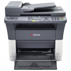 МФУ лазерное KYOCERA FS-1120MFP (принтер, копир, сканер, факс), А4, 20 стр./мин, 20000 стр./мес., АПД (без кабеля USB), 1102M53RU2