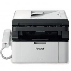 МФУ лазерное BROTHER MFC-1815R (принтер, копир, сканер, факс), А4, 20 стр./мин, 10000 стр./мес., АПД (б/к USB)