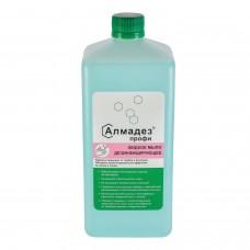 Мыло жидкое дезинфицирующее 1 л АЛМАДЕЗ-ПРОФИ, с пролонгированным антимикробным эффектом, крышка, МАП-83