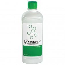 Средство дезинфицирующее 500 мл АЛМАДЕЗ, с моющим эффектом, концентрат, крышка, АЛ-401