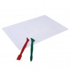 Доска для лепки А4, 280х200 мм, СТАММ, белая, 2 стека, НЛ25