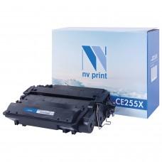 Картридж лазерный NV PRINT (NV-CE255X) для HP LaserJet P3015d/P3015dn/P3015x, ресурс 12500 стр.