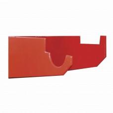 Кронштейн настенный для переносных порошковых огнетушителей МИГ, 121-10