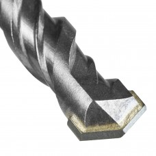 Бур по бетону, 10x600 мм, рабочая длина 550 мм, SDS PLUS MATRIX, 71062